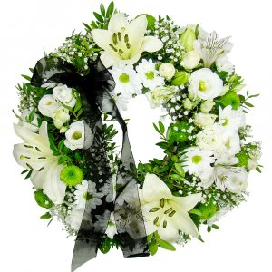 Farewell Wreath